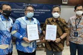 Kolaborasi BUMN Pelindo III & Indra Karya, Ini Bidang…