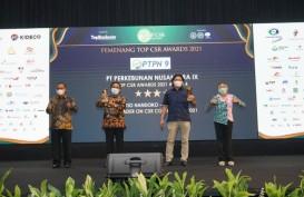 PTPN IX Raih 2 Penghargaan dalam Ajang Top CSR Award 2021