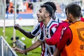 Willem II Jauhi Zona Degradasi Liga Belanda Setelah…