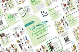 Femina & WhatsApp Kampanyekan #SeeUsHear, Dukung Wanita…