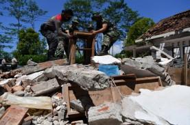 Gempa Menyebabkan Kerusakan 3.361 Rumah di Lumajang