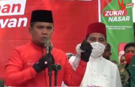 Gubernur Riau Lantik Bupati Pelalawan Terpilih Senin Pagi