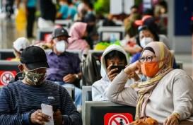 Pekan Kedua Ramadan, Penumpang KA di Stasiun Gambir & Senen Normal