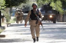 Tentara AS Bersiap Tinggalkan Afghanistan, Pengamanan…