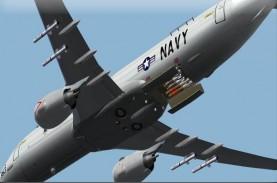 Kelebihan Pesawat AS P-8 Poseidon, Pencari Kapal Selam…