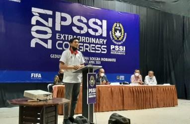 Lucky HakimTerpilih Jadi Ketum PSSI Indramayu Periode 2021-2025