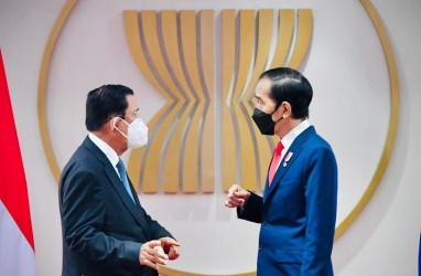 Presiden Jokowi dan PM Kamboja Tingkatkan Hubungan Bilateral