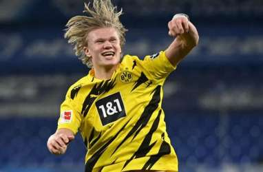 Dortmund Gasak Wolfsburg, Jaga Peluang ke Liga Champions