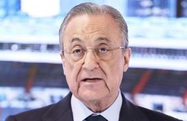Bos Real Madrid : Liga Super Eropa Mengikat, 12 Klub Tak Bisa Pergi
