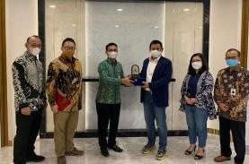 Bank Banten dan BRI Perkuat Kerja Sama Strategis