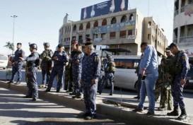 Sedikitnya 27 Orang Tewas Akibat Kebakaran di Rumah Sakit Perawatan Covid-19 di Irak
