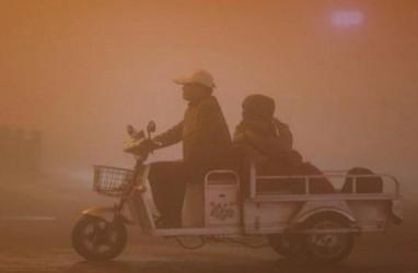 Terungkap! Data Kualitas Udara China Direkayasa. Ini Bukti Analisis Statistiknya