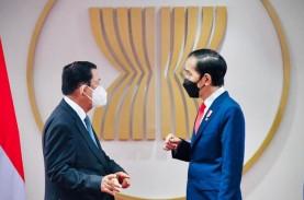 Presiden Jokowi Bertemu PM Kamboja, Ini 4 Isu Penting…