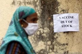 Stok Vaksin Covid-19 Bikin Pemulihan Negara Berkembang…
