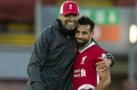 Mohamed Salah Dekati Harry Kane Top Skor Liga Inggris
