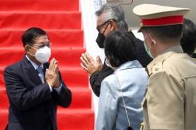 Warga Myanmar Kecam Konsensus Asean-Junta Militer…