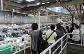 Krisis Cip, Mitsubishi Pangkas 20 Persen Produksi Secara Global