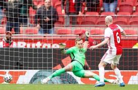 Ajax Amsterdam Juara Eredivisie Belanda 35 Kali