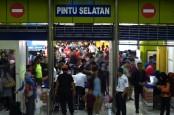 Mudik Lebaran, Belum Ada Lonjakan Penumpang di Stasiun Gambir