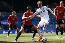 Leeds United Hentikan Laju Kemenangan MU, Burnley…