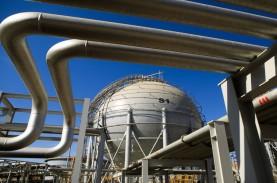POLEMIK DISTRIBUSI GAS BUMI : Adu Kuat di Proyek Pipa…