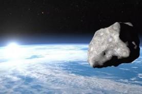 China Siap Bangun Pertahanan Penangkal Asteroid