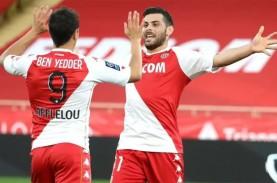 Monaco Gasak Angers, Persaingan Menuju Juara Liga…