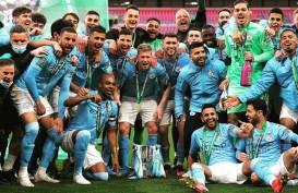 Manchester City Juara Piala Liga Inggris, Tundukkan Tottenham
