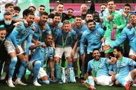 Manchester City Juara Piala Liga Inggris, Tundukkan…