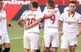 Sikat Granada, Sevilla Pastikan Genggam Tiket Liga Champions Eropa