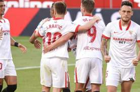 Sikat Granada, Sevilla Pastikan Genggam Tiket Liga…