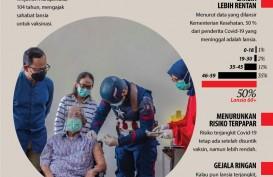 Akselerasi Vaksin Covid-19 bagi Lansia