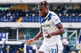 Menang 5–0, Atalanta Terdepan dalam Rebutan Tiket…