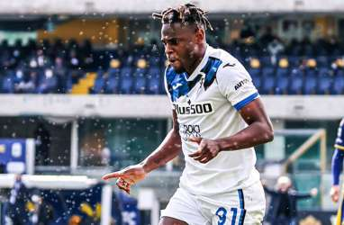 Menang 5–0, Atalanta Terdepan dalam Rebutan Tiket Liga Champions