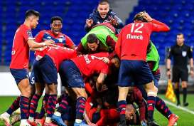 Hantam Lyon, Lille Kembali Pimpin Klasemen Liga Prancis, Gusur PSG