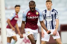 Hasil Lengkap Liga Inggris, Aston Villa vs West Brom…