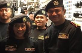 Tragedi Nanggala 402, Momen Susi Pudjiastuti Kenang Kolonel Harry Setiawan