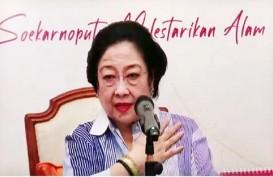KRI Nanggala 402 Terbelah 3, Megawati Minta Disiapkan 53 Rangkaian Bunga Merah Putih