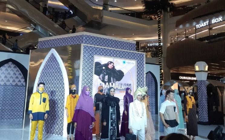 Ramadan Runway 2021.  - Bisnis.com/Janlika