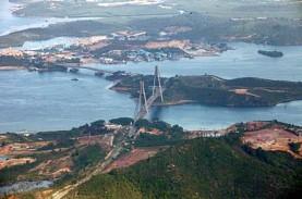 Jembatan Batam-Bintan Sepanjang 7 Km, Begini Porsi…