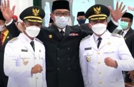 Ridwan Kamil Minta Pasangan Dadang Supriatna-Syahrul Gunawan Kompak