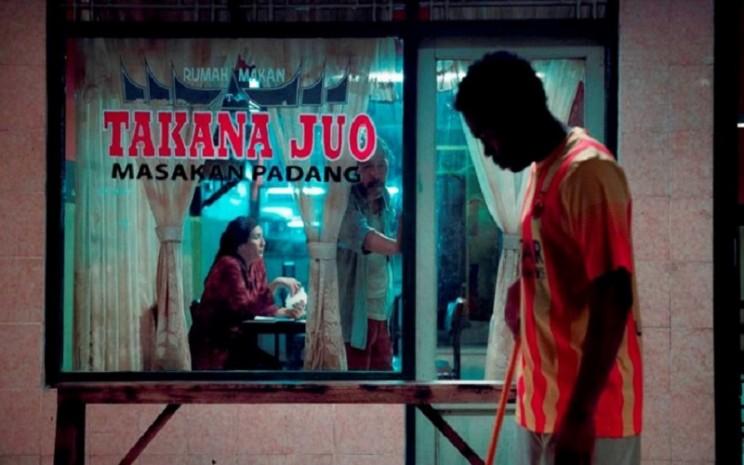 Cuplikan adegan film Tabula Rasa - Istimewa