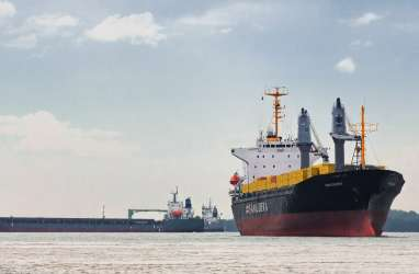 Samudera Indonesia (SMDR) Gandeng Partner Logistik Asal Belgia