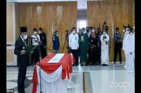 Lantik Bupati dan Wali Kota, Gubernur Sumut: Jangan…