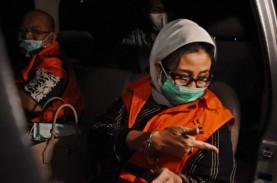 KPK Eksekusi Dua Terpidana Kasus Suap Proyek di Kutai…