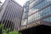 Bank Maspion (BMAS) Mau Rights Issue, Siapa Pembeli Siaganya?