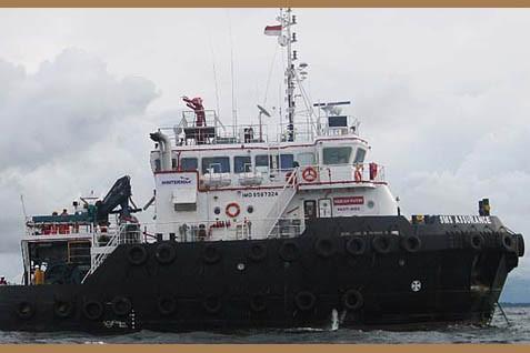 Kapal milik Wintermar - wintermar.com