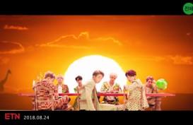 BTS Kembali Cetak Rekor Penonton Youtube melalui Video Klip 'Idol'