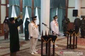 Lantik Bupati-Wabup Karimun, Gubernur Kepri : Realisasikan…