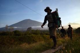 Jelang Idulfitri, Taman Nasional Gunung Rinjani Kembali…